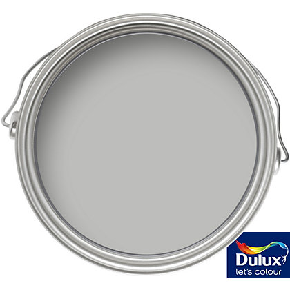 Image for Dulux Once Chic Shadow - Matt Emulsion Paint - 5L from StoreName