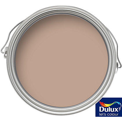 Image for Dulux Once Cookie Dough - Matt Emulsion Paint - 5L from StoreName