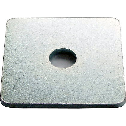 Image for Square Plated Wasther - Bright Zinc Plated - (12 -50mm) - 4 Pack from StoreName