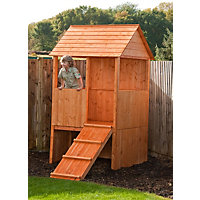 Homewood Lookout Playhouse - 4x4ft