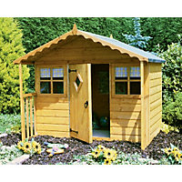 Homewood - Clubby Playhouse - 6x4ft