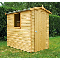 Homewood High Spec Apex Shed - 6ft x 4ft