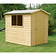 Homewood High Spec Apex Shed - 7ft x 5ft