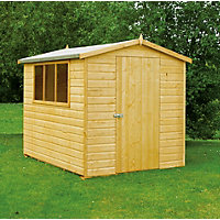 Homewood High Spec Apex Shed - 8ft x 6ft