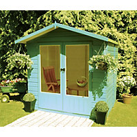 Homewood Avance Summerhouse - 6ft 11in x 6ft 2in
