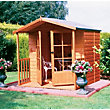 Homewood Alnwick Summerhouse - 6ft 11in x 6ft 6in
