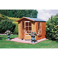 Homewood Buckingham Summerhouse - 7ft 1in x 7ft 11in