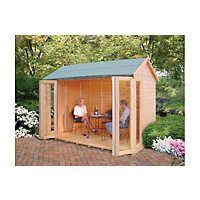 Homewood Blenhein Summerhouse - 10ft 2in x 6ft 5in