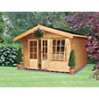 Homewood Hale 28mm Log Cabin - 12ft x 12ft