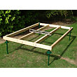 Homewood Adjustable Shed Base - 6x4ft