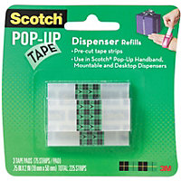 Scotch Pop-Up Tape Dispenser Refills