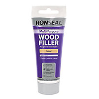 Ronseal Multipurpose Wood Filler Tub - Natural - 325g