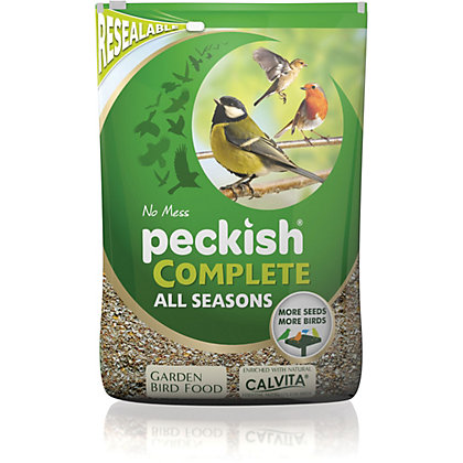 Image for Peckish Complete 5in1 Seed Mix - 5kg from StoreName
