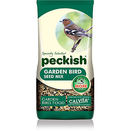 Image for Peckish Garden Bird Seed Mix - 1kg from StoreName