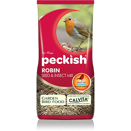 Image for Peckish Robin Seed Insect Mix - 1kg from StoreName
