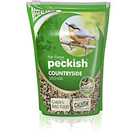 Peckish Countryside Seed Mix - 2kg