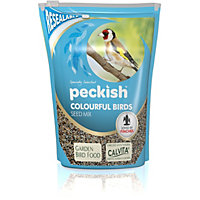 Peckish Colourful Bird Seed Mix - 2kg
