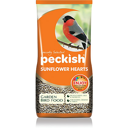 Image for Peckish Sunflower Hearts - 12.75kg from StoreName