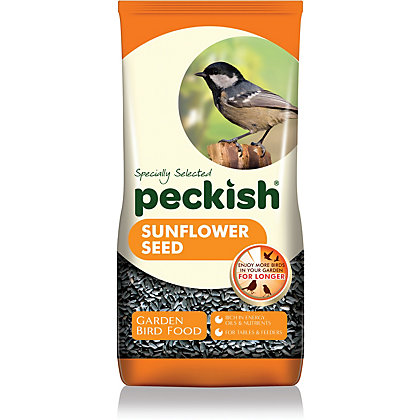 Image for Peckish Sunflower Seed - 2kg from StoreName