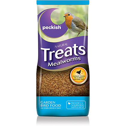 Image for Peckish Mealworms - 500g from StoreName