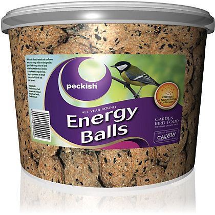 Image for Peckish Energy Balls (50 Pack) from StoreName