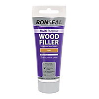 Ronseal Multipurpose Wood Filler Tub - Light - 325g