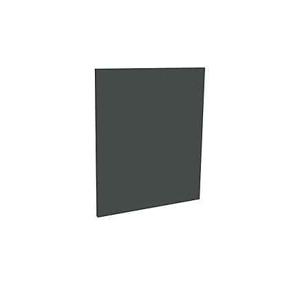 Image for Simply Hygena Chancery Grey Semi-Integrated Door/ Oven Tower - 597 x 564mm from StoreName