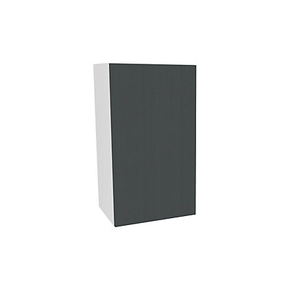 Image for Simply Hygena Chancery - Grey - 400mm Wall Cabinet from StoreName