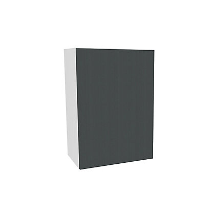 Image for Simply Hygena Chancery Grey Wall Cabinet - 500mm from StoreName