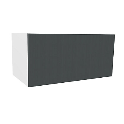 Image for Simply Hygena Chancery Grey Cooker Hood Cabinet - 600mm from StoreName