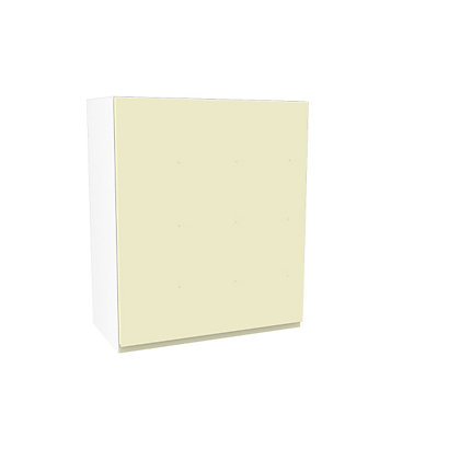 Image for Simply Hygena Kensal - Cream - 600mm Wall Cabinet from StoreName