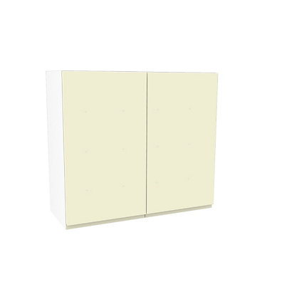 Image for Simply Hygena Kensal Cream Wall Cabinet - 800mm from StoreName