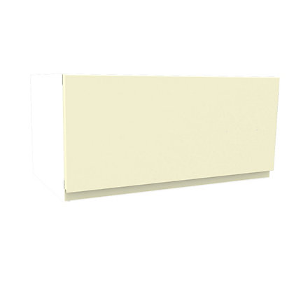 Image for Simply Hygena Kensal - Cream - 600mm Cooker Hood Cabinet from StoreName
