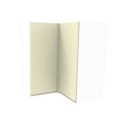 Image for Simply Hygena Kensal Cream Corner Wall Cabinet - 635mm from StoreName