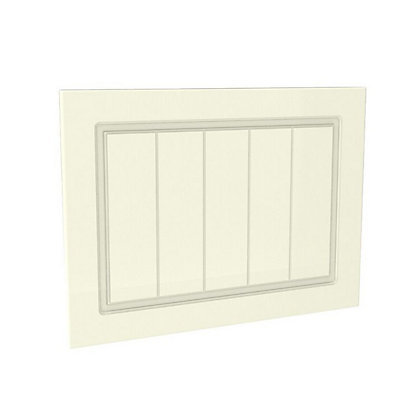 Image for Simply Hygena Chesham Cream Integrated Extractor Door - 597 x 445 from StoreName