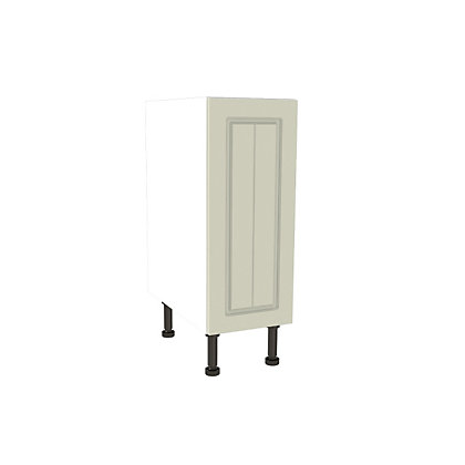 Image for Simply Hygena Chesham - Cream - 300mm High Line Base Unit from StoreName