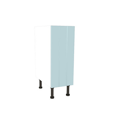 Image for Simply Hygena Turnham - Blue - 300mm High Line Base Unit from StoreName
