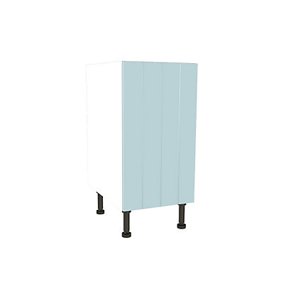 Image for Simply Hygena Turnham - Blue - 400mm High Line Base Unit from StoreName