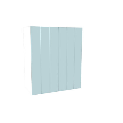 Image for Simply Hygena Turnham - Blue - 600mm Wall Cabinet from StoreName
