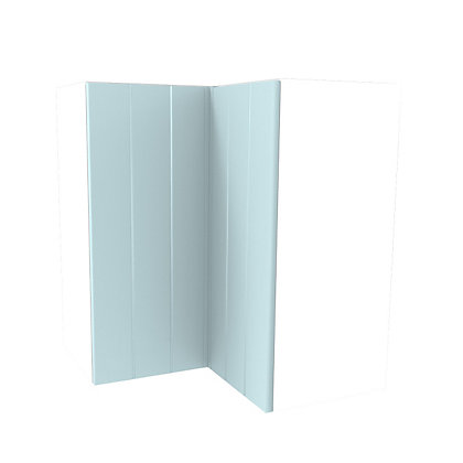 Image for Simply Hygena Turnham Corner Wall Cabinet - 635mm from StoreName
