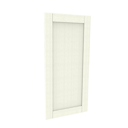 Image for Simply Hygena Southfield - Ivory - 597 x 1236mm Tower Fridge Door from StoreName