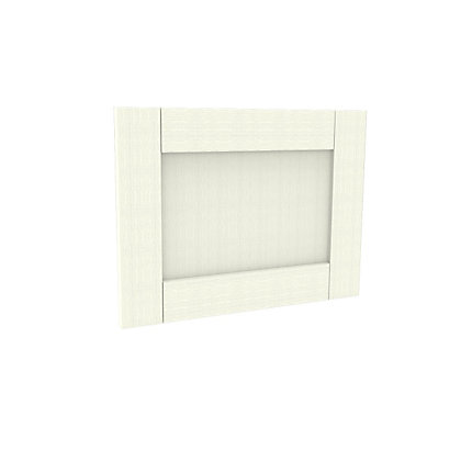 Image for Simply Hygena Southfield Ivory Integrated Extractor Door - 597 x 445mm from StoreName
