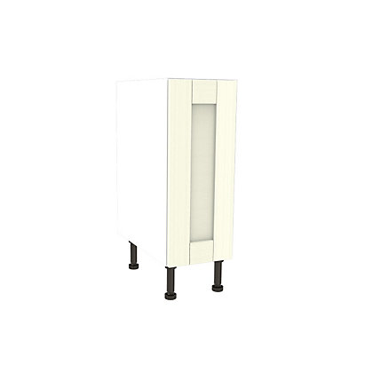 Image for Simply Hygena Southfield Ivory High Line Base Unit - 300mm from StoreName
