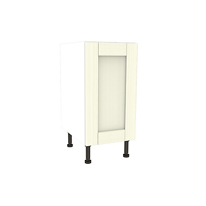 Image for Simply Hygena Southfield Ivory High Line Base Unit - 400mm from StoreName