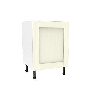 Image for Simply Hygena Southfield Ivory High Line Base Unit - 600mm from StoreName