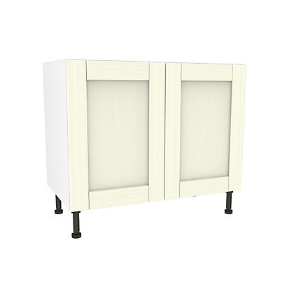 Image for Simply Hygena Southfield - Ivory - 1000mm High Line Base Unit from StoreName