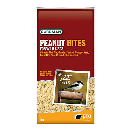 Image for Gardman Peanut Bites - 1kg from StoreName
