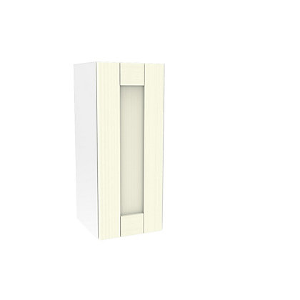 Image for Simply Hygena Southfield Ivory Wall Cabinet - 300mm from StoreName
