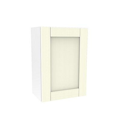 Image for Simply Hygena Southfield Ivory Wall Cabinet - 500mm from StoreName