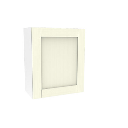 Image for Simply Hygena Southfield Ivory Wall Cabinet - 600mm from StoreName